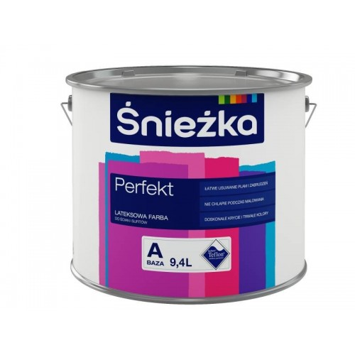 Sniezka Perfect Latexova S Primesou Teflon Surface Protector